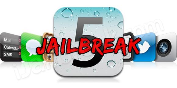 """iOS 5.0.1'de """"tethered"""" Jailbreak Çalışıyor"""