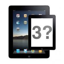 10inch 2048×1536 Çözünürlükte Retina Ekranlı iPad 3 Üretimi Başladı