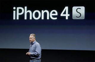 iPhone 4S inceleme: Tanıtım