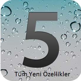 iOS 5: Tüm Yeni Özellikler