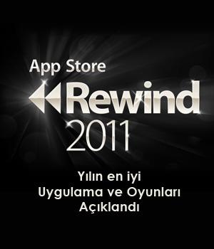 Apple 2011 yılının en iyi iPhone ve iPad uygulamalarını seçti