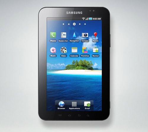 Samsung'dan Apple'a 'Galaxy Tab Davası' için Teşekkür!