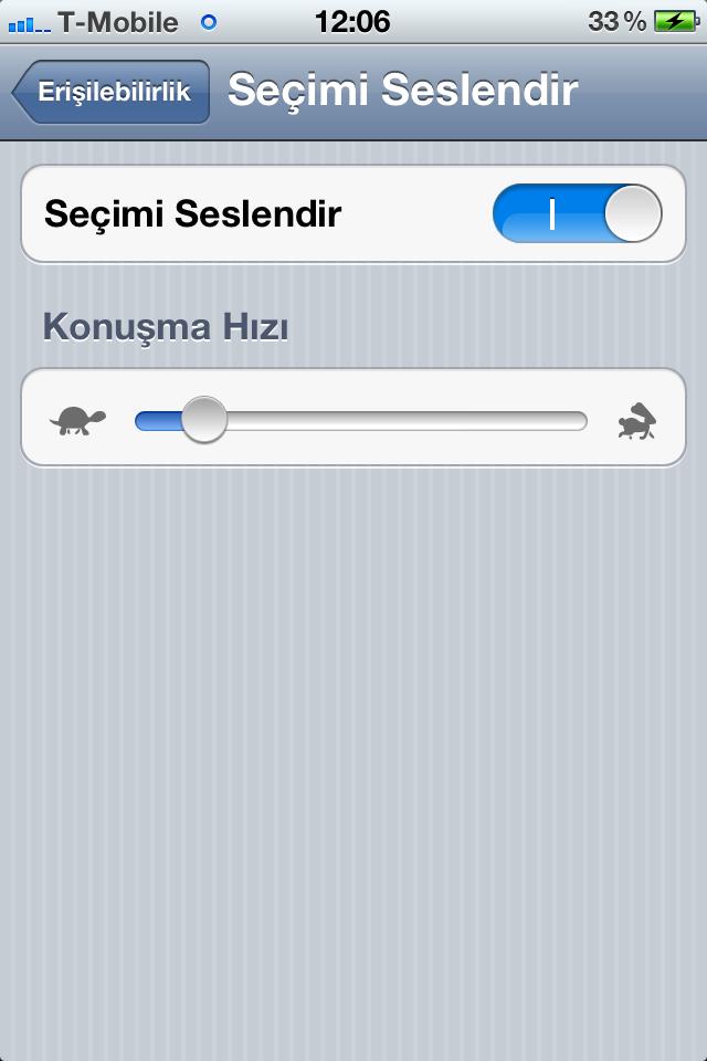 iPhone 4S sahipleri; Siri'ye Türkçe konuşturtun!