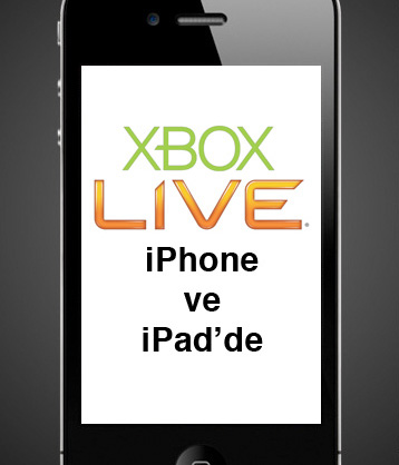 Microsoft'un Xbox Live Uygulaması iPhone ve iPad'e geldi