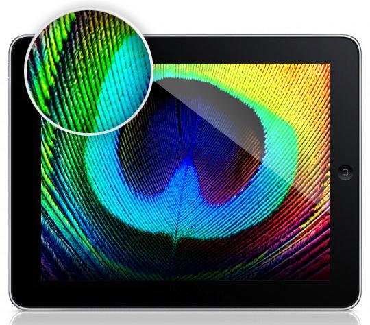iPad 3'te Retina Display çözünürlüğü kesinleşti!