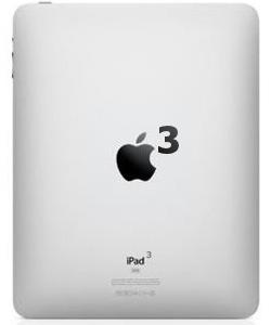 iPad 3 imalatı başladı, Mart ayında satışa çıkması bekleniyor!
