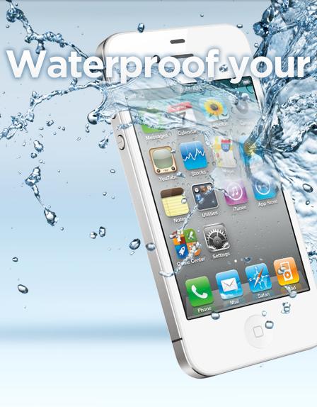 Liquipel, Kılıf kullanmadan iPhone'unuzu su geçirmez yapıyor