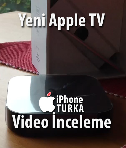 Yeni Apple TV (Apple TV 3) Unboxing Video İnceleme
