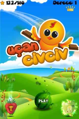iPhone'daki Türk Uçan Civciv Oyununu inceledik