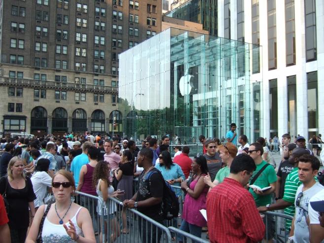 Apple 2012, üçüncü çeyrek rakamları