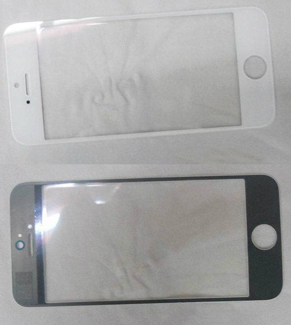 iPhone 5 ön panel fotoğrafları sızdı!