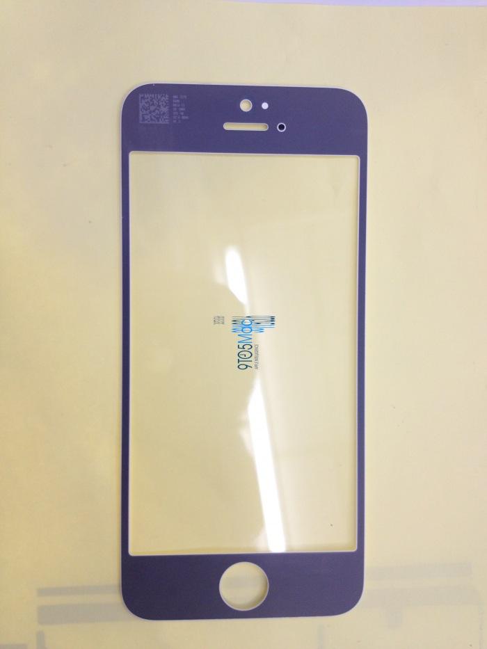 Yeni iPhone'nun parçaları (Galeri)