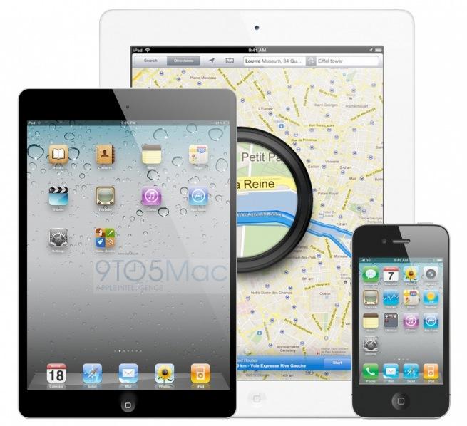 İşte iPad Mini!
