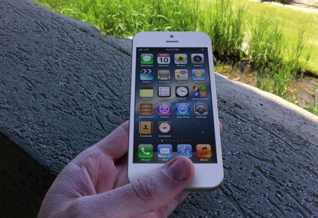 Amerika'da iPhone 5 siparişleri 12 Eylül'de başlıyor!