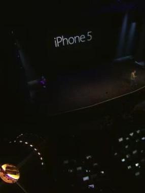 iPhone 5 ve iPod serisi tanıtım toplantısının tamamını Online izleyin