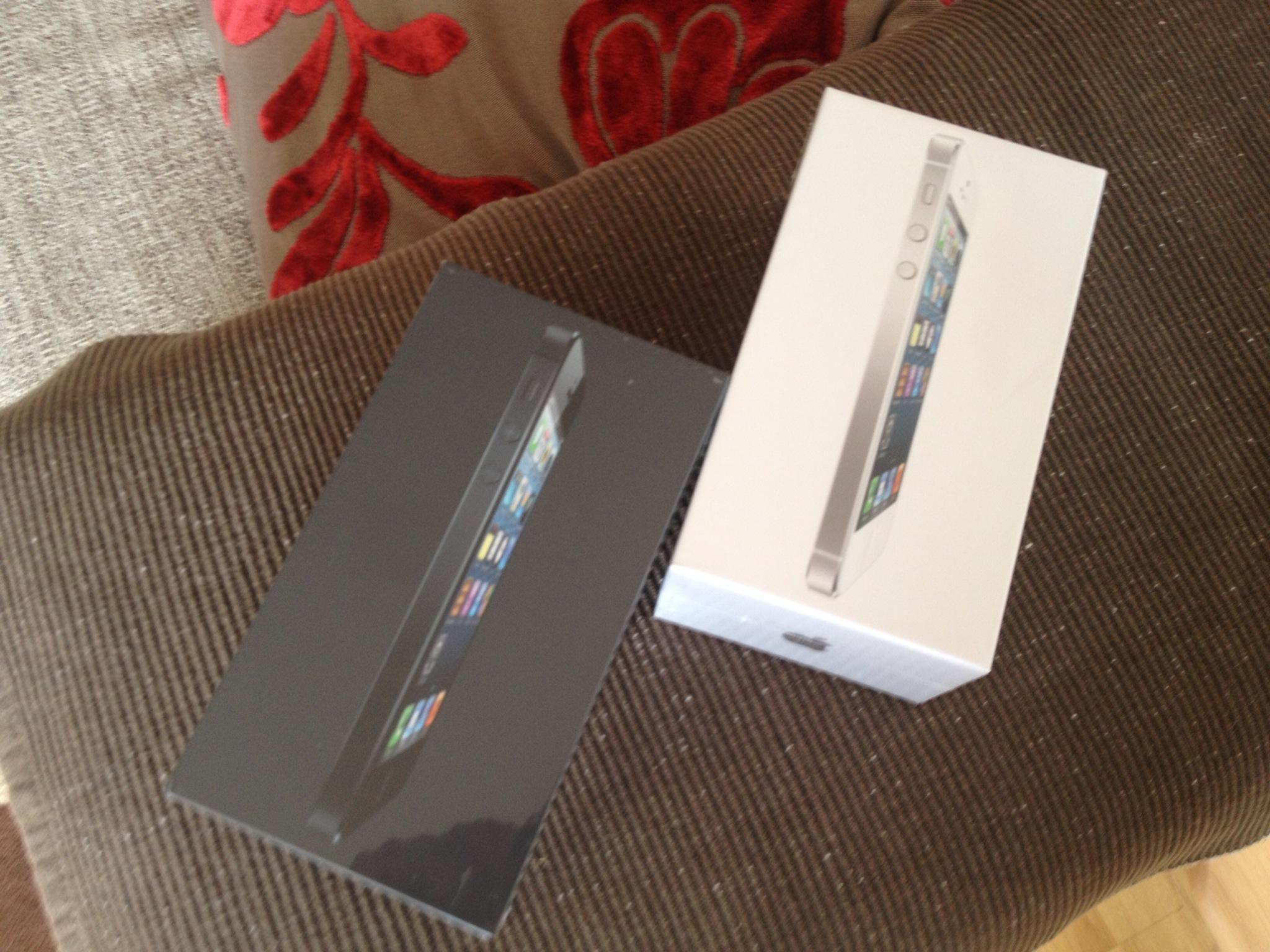 iPhone 5 bugün çıktı, ve elimize ulaştı, incelememiz yakında!..