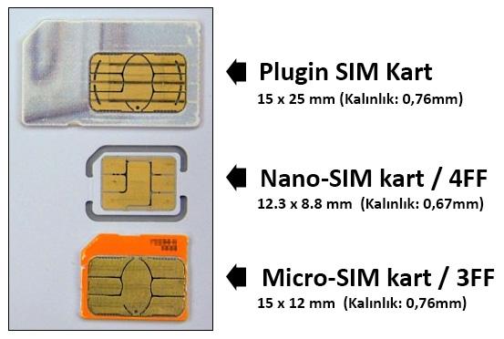 iPhone 5 ve Nano SIM kart, Türkiye durumu ve sorunlar neler?