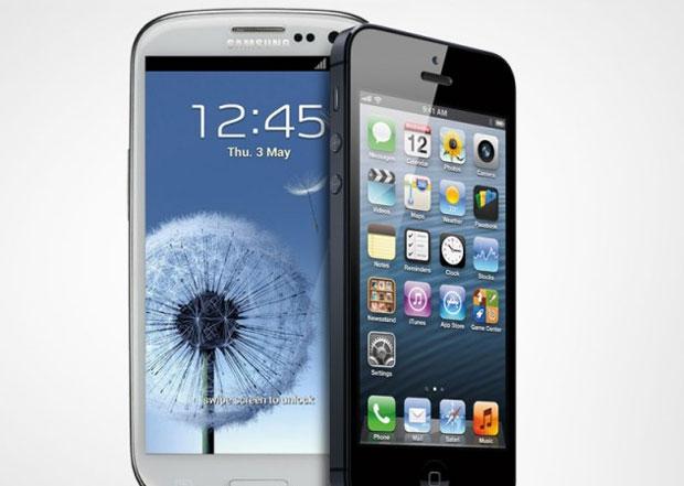 iPhone 5 ve Samsung Galaxy SIII – Hangisi daha dayanıklı?