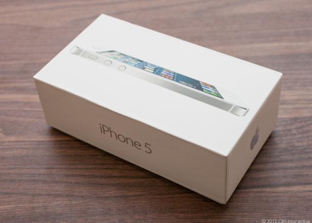 iPhone 5 kutusu nasıl açılır?