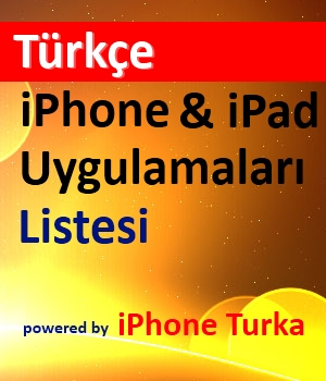 Türkçe ve Türkiye'ye özel iPhone iPad uygulamalarını nereden bulabilirim?