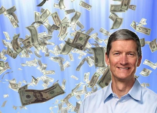Apple son çeyrek rakamları: Rekorlar altüst ama hisseler sert düşüşte.
