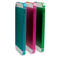iPhone 5S Haziran'da çıkıyor ve 6 farklı renkte satılacak!