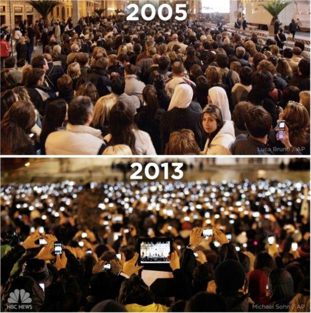 Apple 7 senede bakın dünyayı nasıl değiştirmiş!