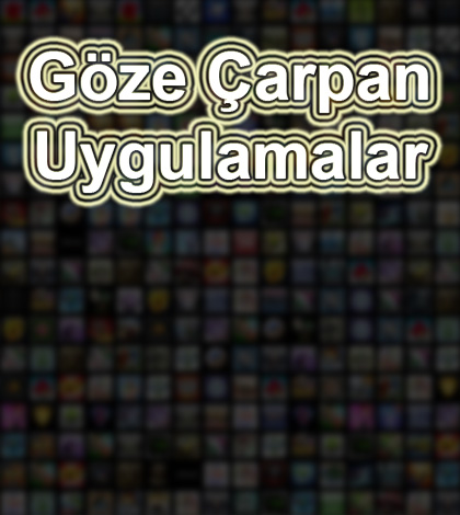 Şubat 2013: Göze çarpan yeni Türkçe iPhone ve iPad Uygulamaları