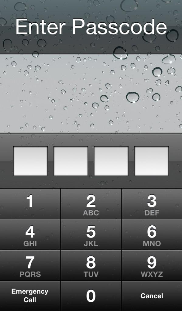 iOS 6.1.3 Kilit ekranında yine güvenlik sorunu