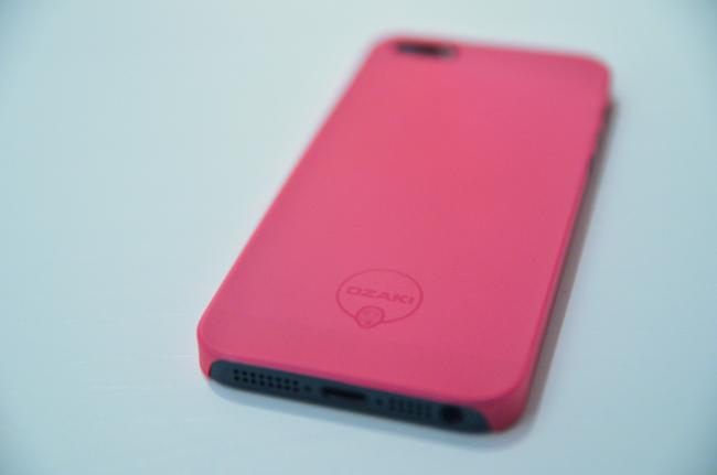 iPhone 5 için süper ince kılıf Ozaki O!coat 0.3 Jelly İncelemesi