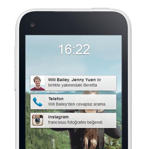 Facebook Home iPhone'a gelecek mi?