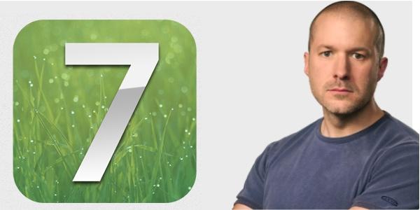 iOS 7 sil baştan mı?