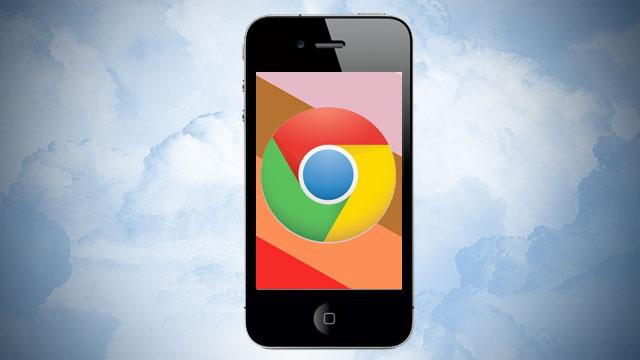 iOS için Google Chrome browser Tam Ekran ve Yazdırma seçenekleri geldi