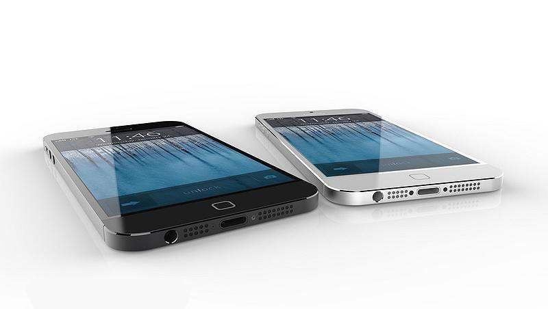 iPhone 5S parmak izi sensörlü safir kaplı kapasitif Home tuşuna sahip olabilir