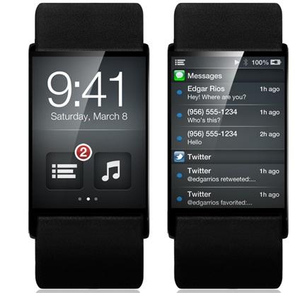 Apple'ın iWatch'ı  2014'ün başında çıkacak!