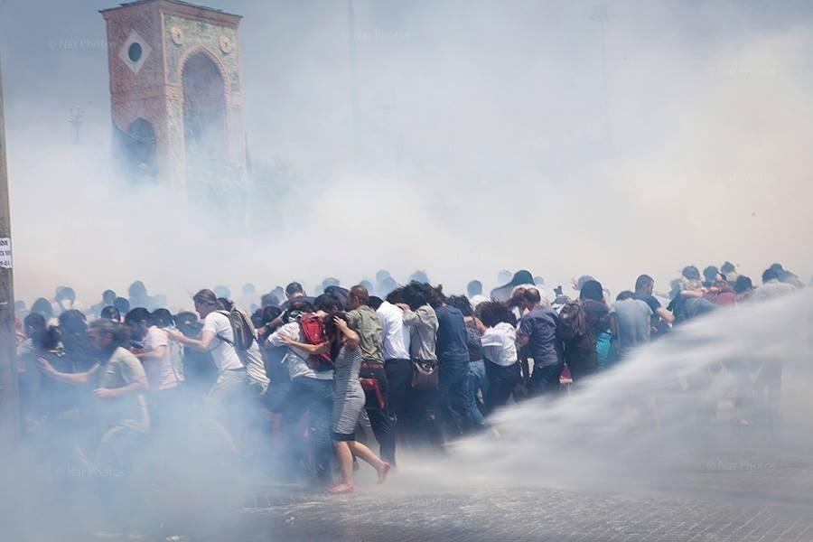 Gezi Parkı için destek!