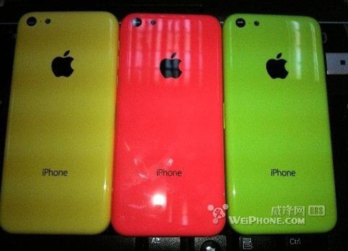 Ucuz iPhone arka tasarımı ve renkleri