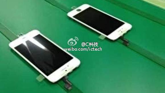 iPhone 5S / iPhone 6'ya ait fotoğraflar net'e düştü!