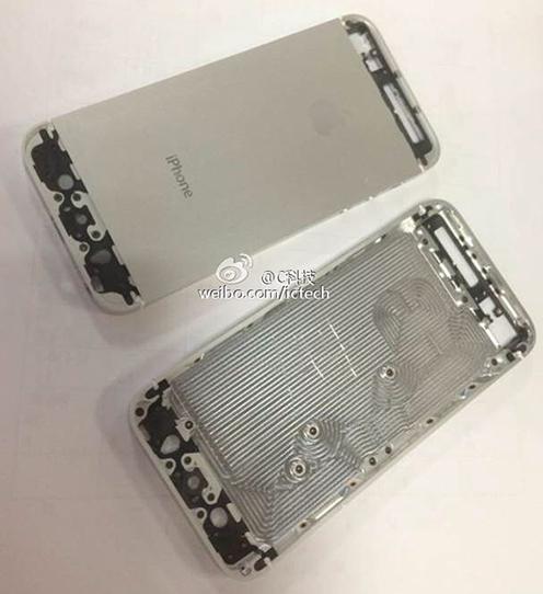 Üretim aşamasındaki iPhone 5S fotoğrafları