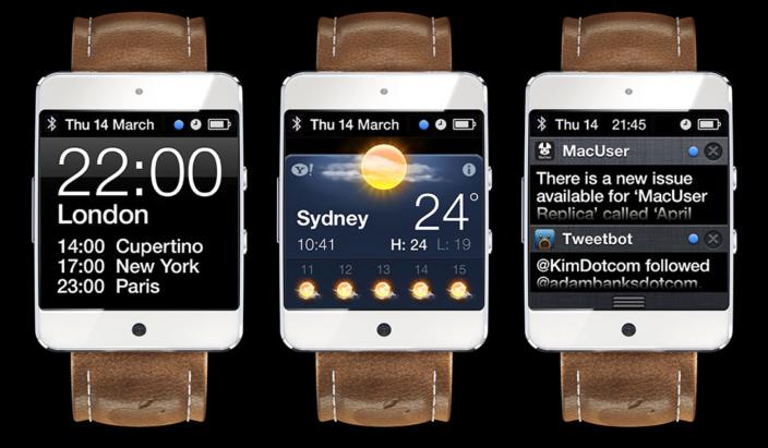 Apple iWatch: Çok yakında!