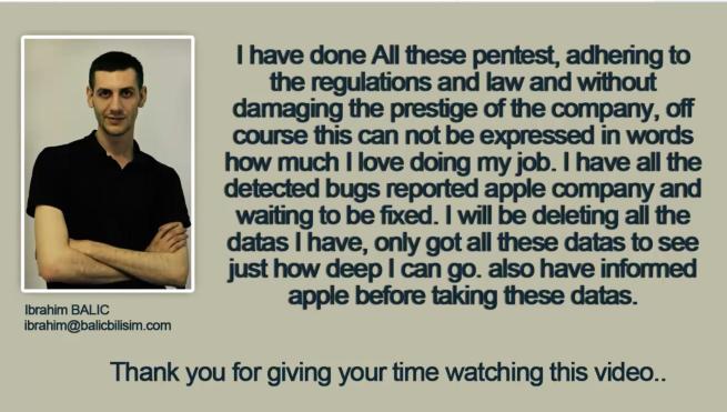 Apple'ın programcılar sayfası hacklendi – Hacker bir Türk!