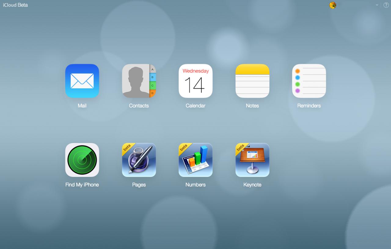 iCloud yeni dizayna geçti. iWork tamamen ücretsiz mi olacak?