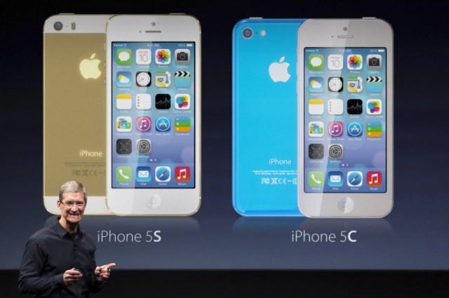 iPhone 5C ve iPhone 5S Galeri