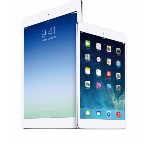 iPad Air ve Yeni iPad Mini 2 Retina açıklandı neler değişti?
