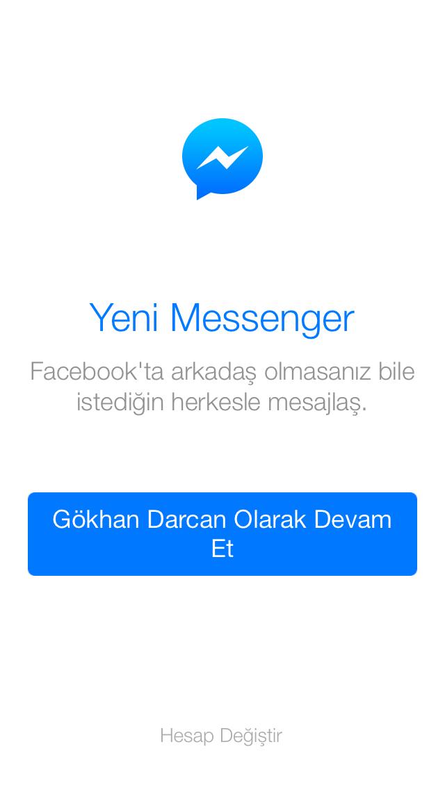 Yeni Facebook Messenger, WhatsApp'a ve Facetime'a rakip mi oluyor?