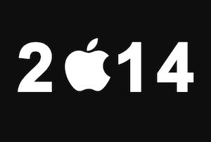 2014 ve Apple