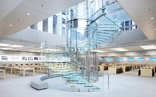 Türkiye'nin ilk Apple mağazası nihayet 2014 Şubat ayında açılıyor!