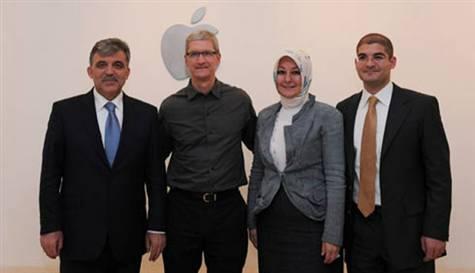Tim Cook bugün Türkiye'de. İlk Apple mağazası ne zaman açılıyor?