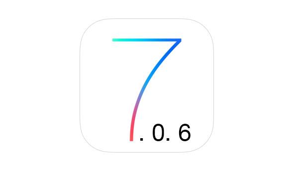 iOS 7.0.6 Güncellemesi çıktı!