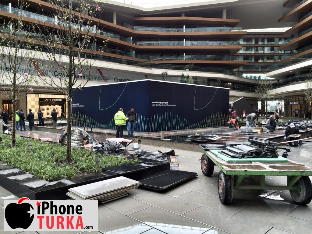 Türkiye'de ilk Apple Store 5 Nisan'da Zorlu Center'da açılıyor!